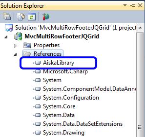 Using JQGrid ASP  Net MVC | Aiska Hendra Blog
